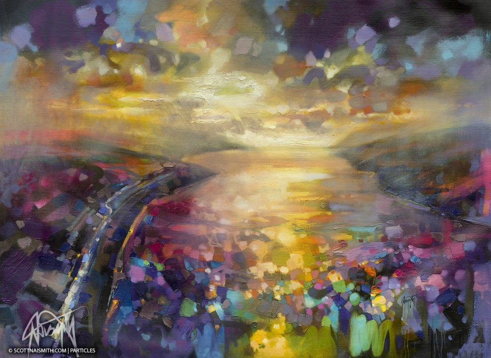 Particles, by Scott Naismith