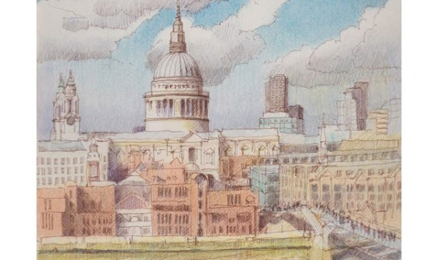 City-of-London-from-Tate-Modern-copyright-KTYRRELL