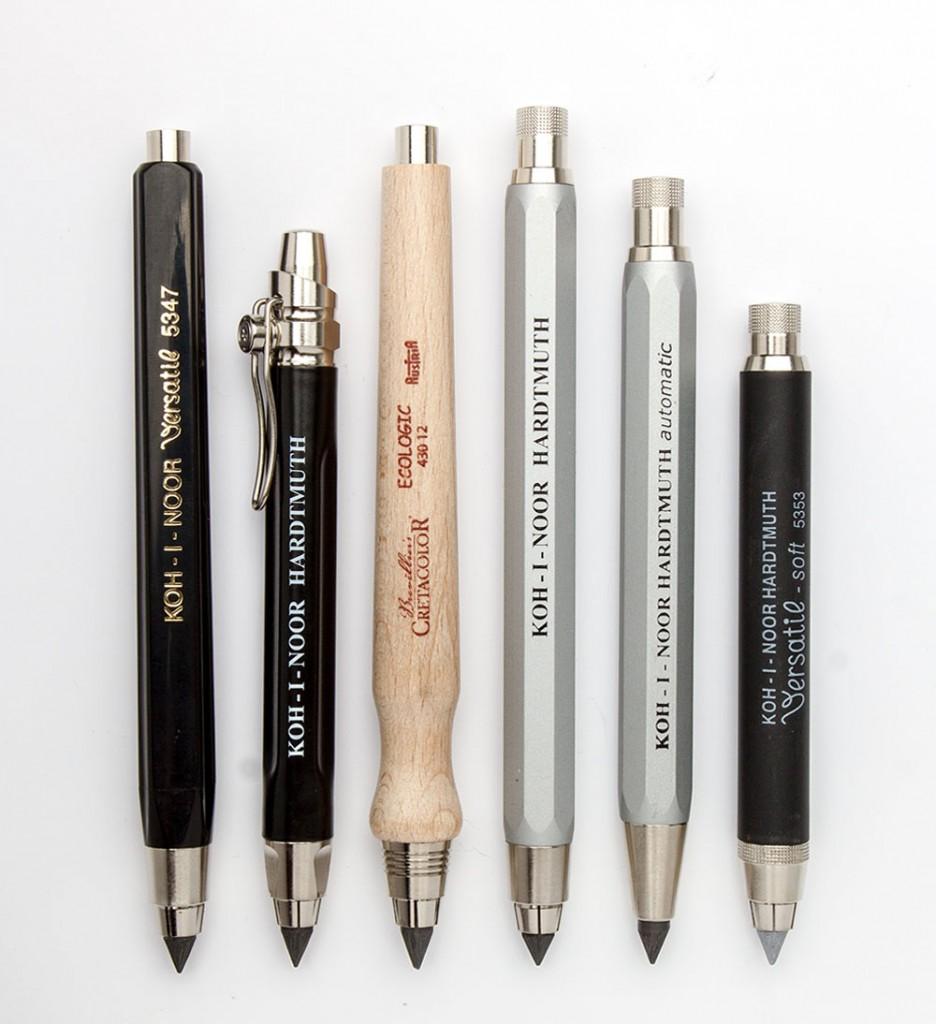 clutch pencils 5.6mm