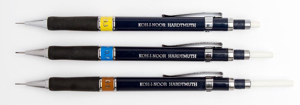 clutch pencil Kohinoor mechanical