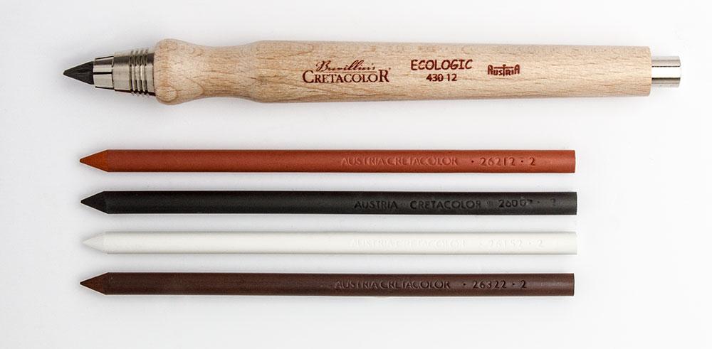 Cetacolor ecologic clutch pencils