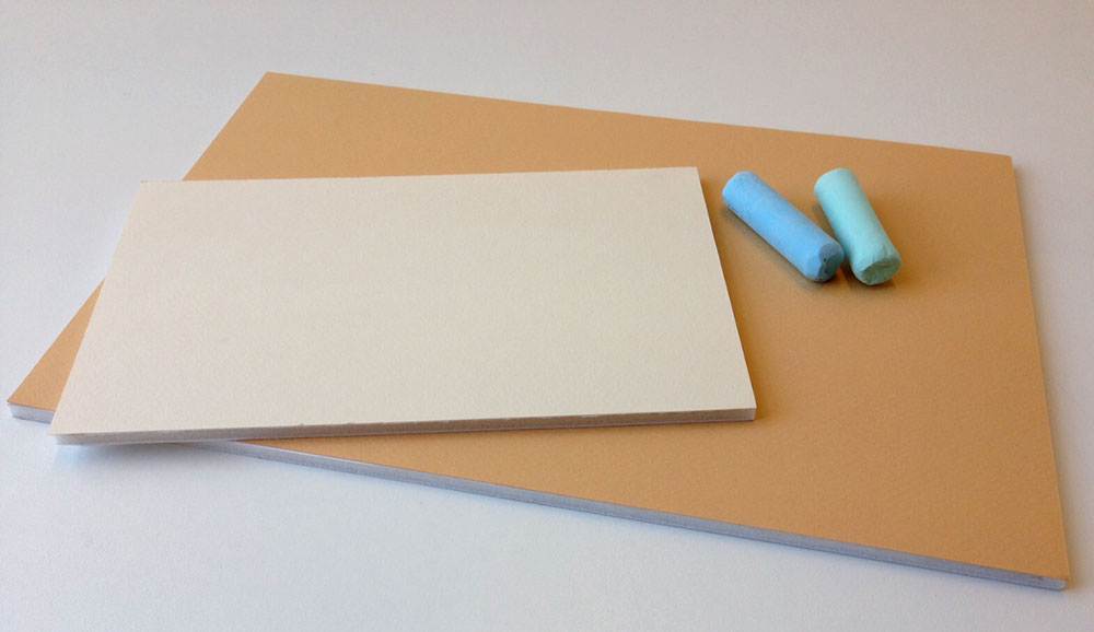 Gatorfoam Board pastel paper surfaces