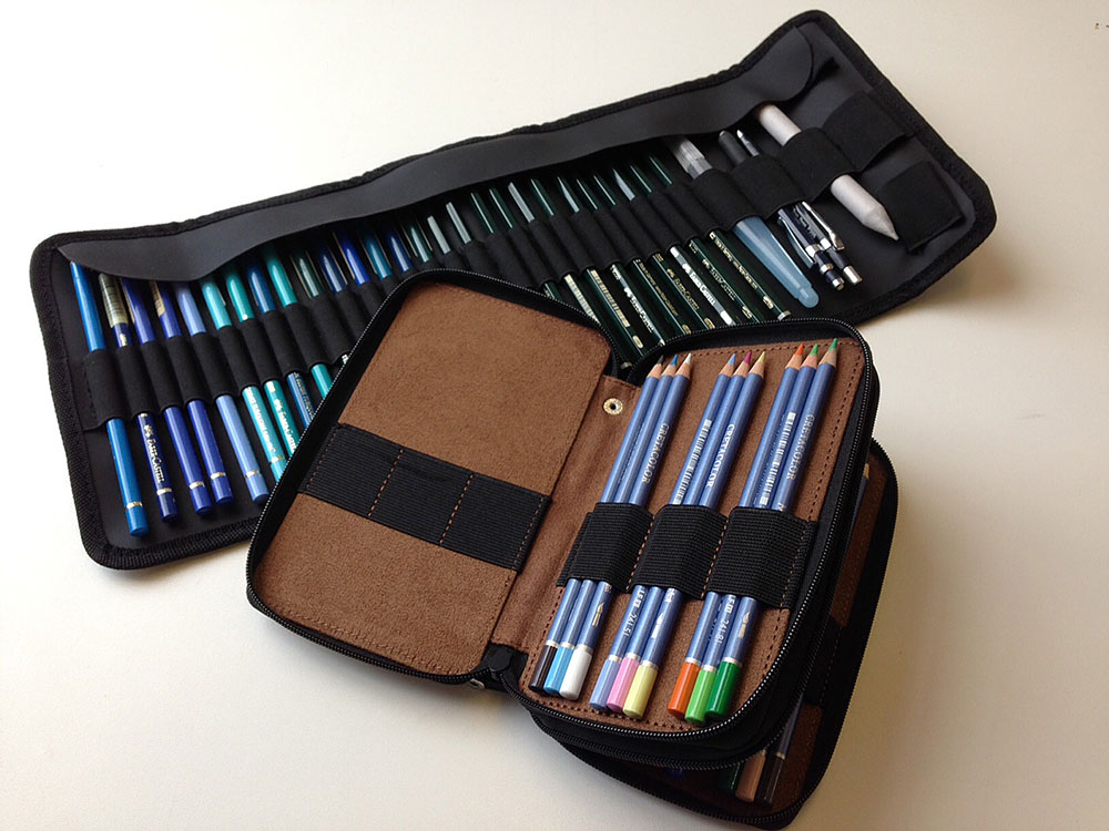 How to choose which pencil case is right for you drawing