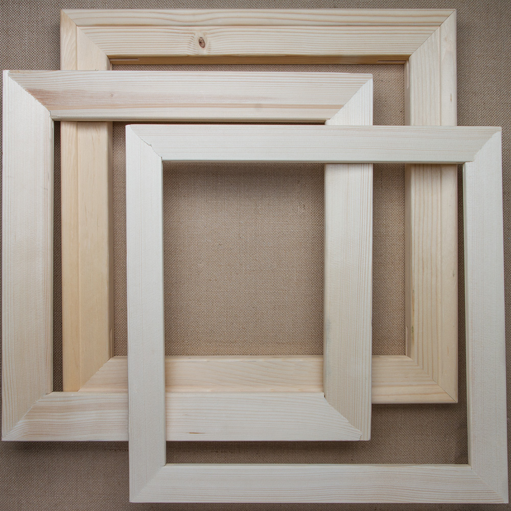 How To Assemble Stretcher Bars for Canvas - Jackson\'s Art Blog