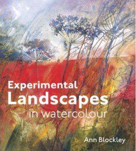 Experimental Landscapes in Watercolour book by Ann Blockley