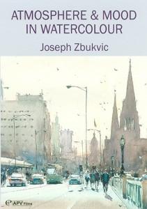 DVD : Atmosphere & Mood In Watercolour : Joseph Zbukvic