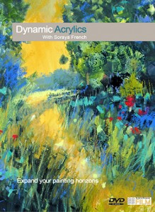 Townhouse DVD : Dynamic Acrylics : Soraya French