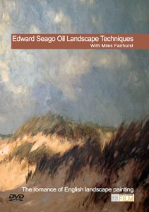 Townhouse DVD : Edward Seago Oil Landscape Techniques : Miles Fairhurst