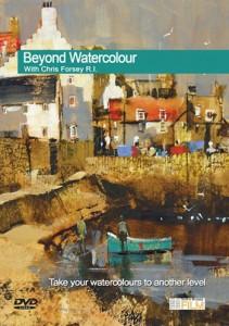 Townhouse DVD : Beyond Watercolour : Chris Forsey R I