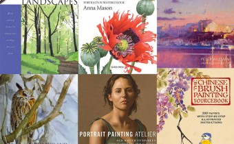 Top 25 Art Instruction Books of 2015