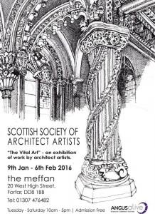 Scottish Society of Architect Artists