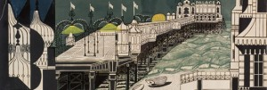 brighton pier Edward Bawden