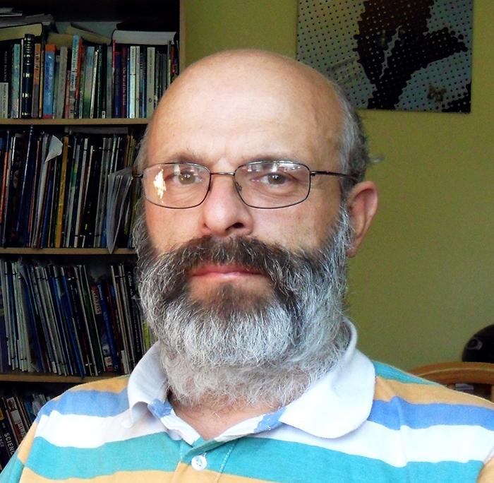 Portrait of Paul Alan Grosse.
