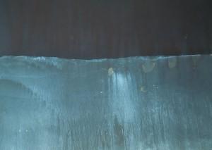 Deborah Westmancoat, 'White Field and Hailstorm 1 (2015)'
