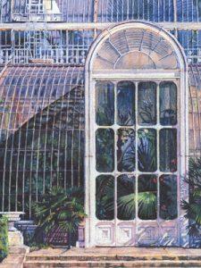 """Palm House Kew Gardens"" By Alistair Howie"