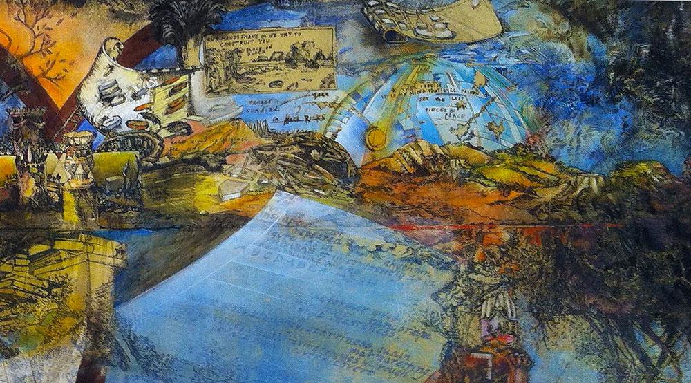 Rilke's Map