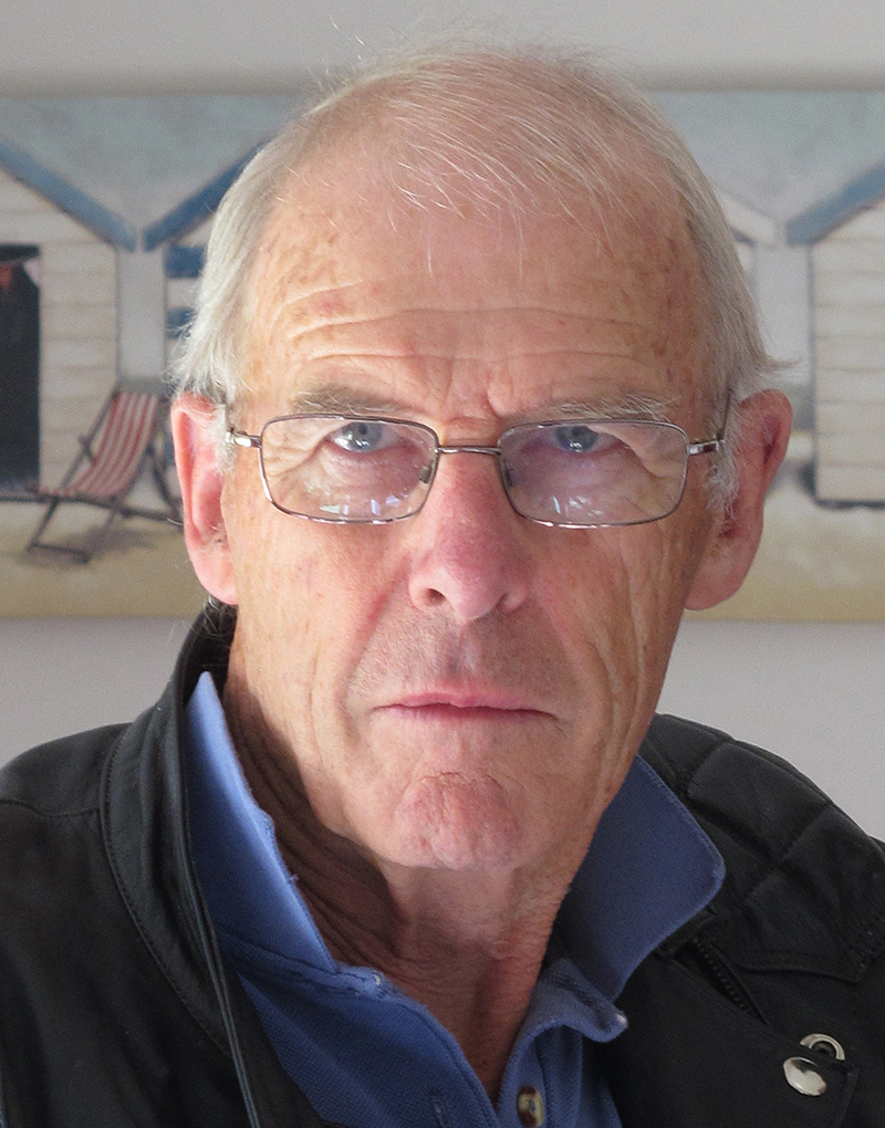 David Howell PPRSMA-David Howell