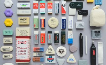 Jackson's Art Supplies wide range of artists erasers
