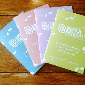 Bristol Biennial guides