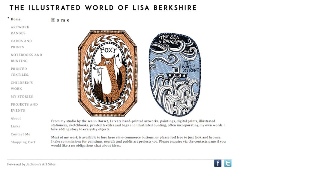 Lisa Berkshire
