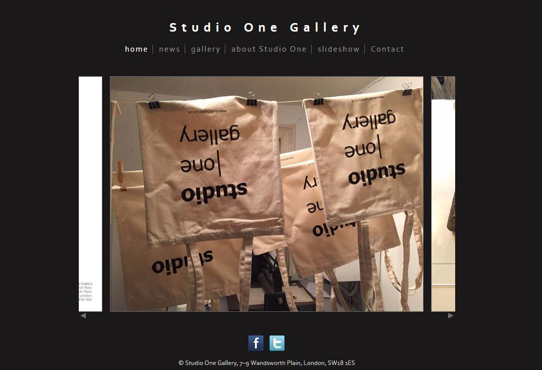 Studio one gallery