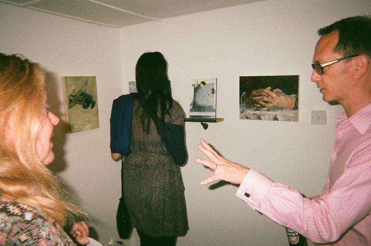 'Disjecta Membra', Studio One Gallery, 2016.