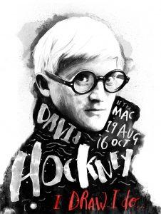 hockney at the mac