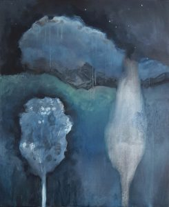 Night Trees by Michelle Dow