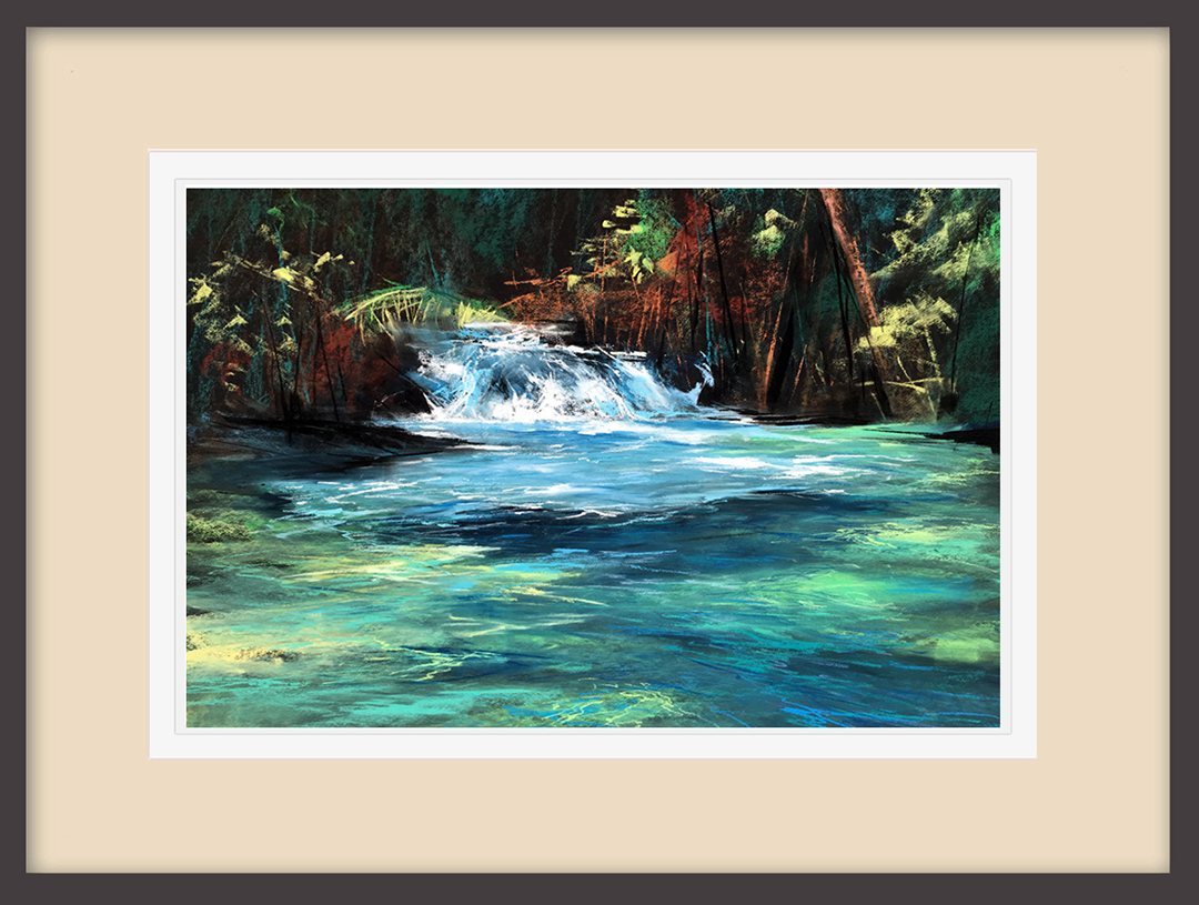 the-waterfall