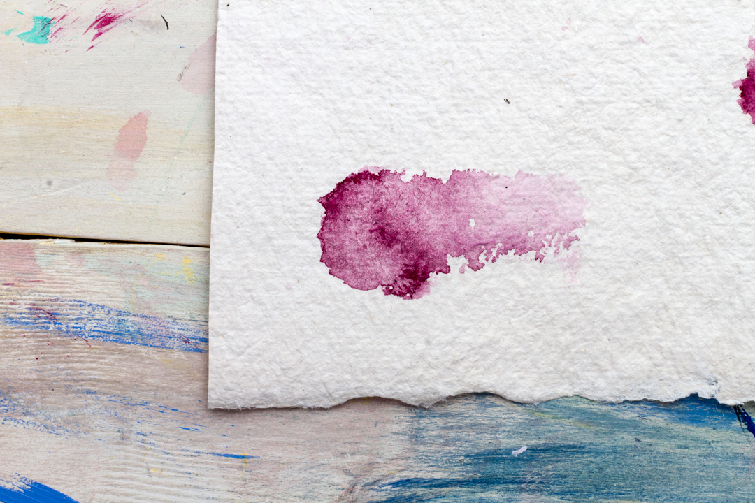 Understanding Watercolour Paper Textures A Visual Guide