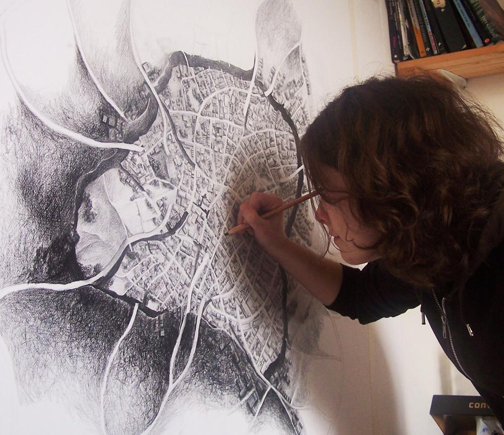Eleanor Bedlow Work in progress