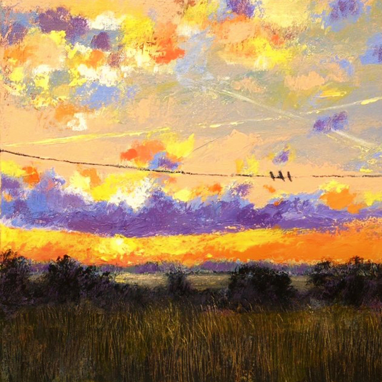 Jamie Sugg Fenland Skies In Acrylics Jackson39s Art