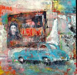 'Havana's Old Quarter' by  JADI