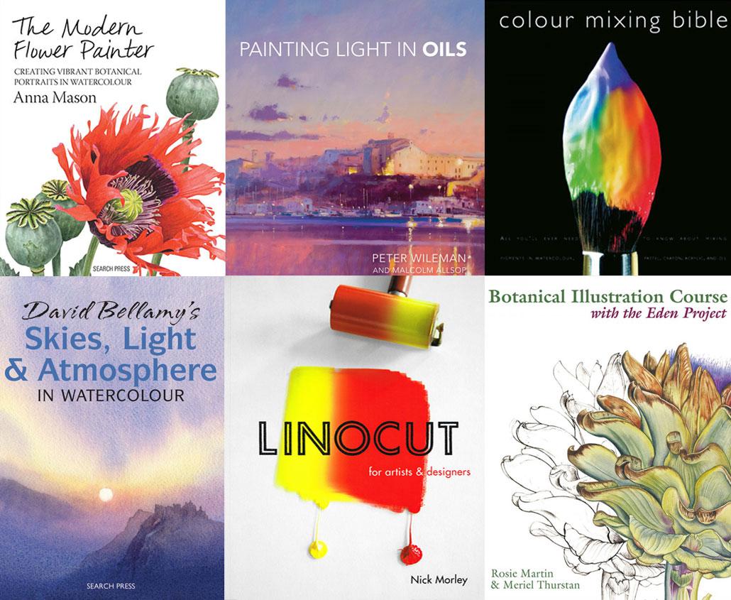 top 25 art instruction books of 2016 jackson s art blog