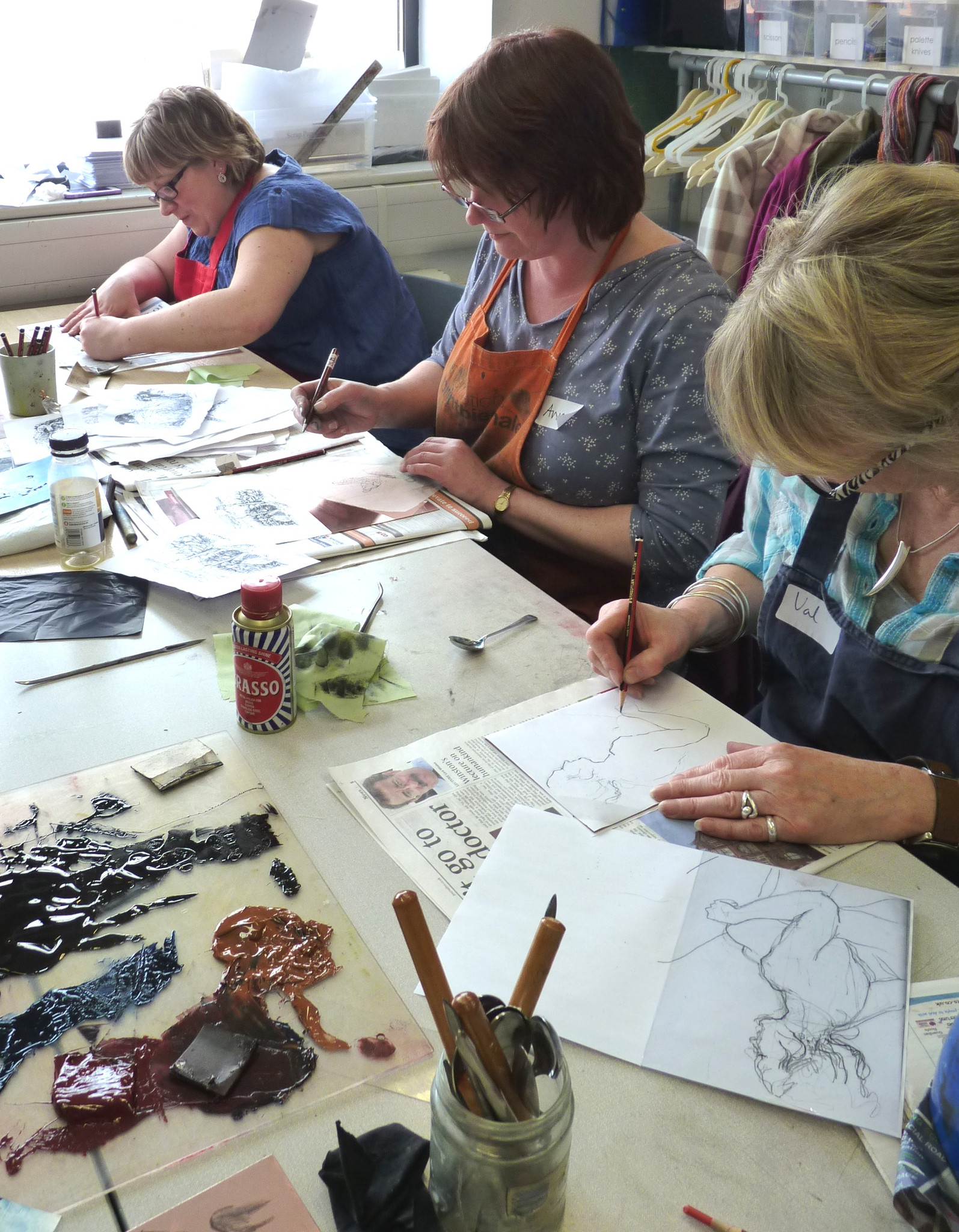 Try Something New In 2017 Art Courses In Your Region