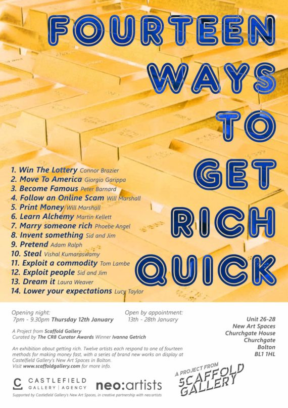 Options trading get rich quick