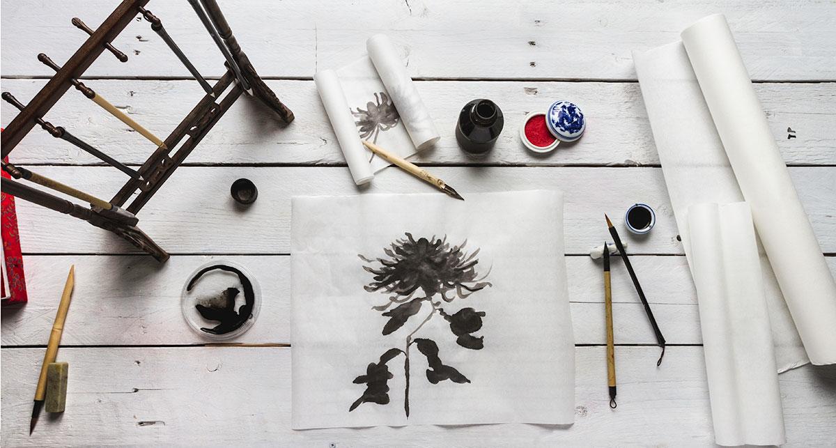 Brushes for Chinese Brush Painting - Jackson's Art Blog