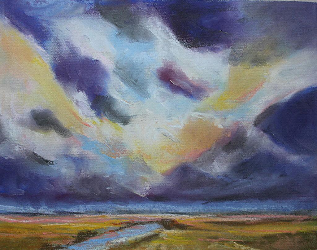 janice-scott-art-spectrum-sky-3-unfinished - jackson's art blog