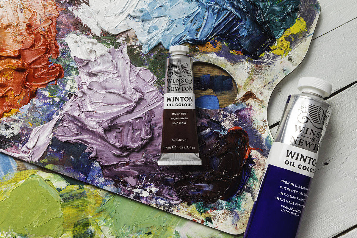winsor and newton winton oil colour