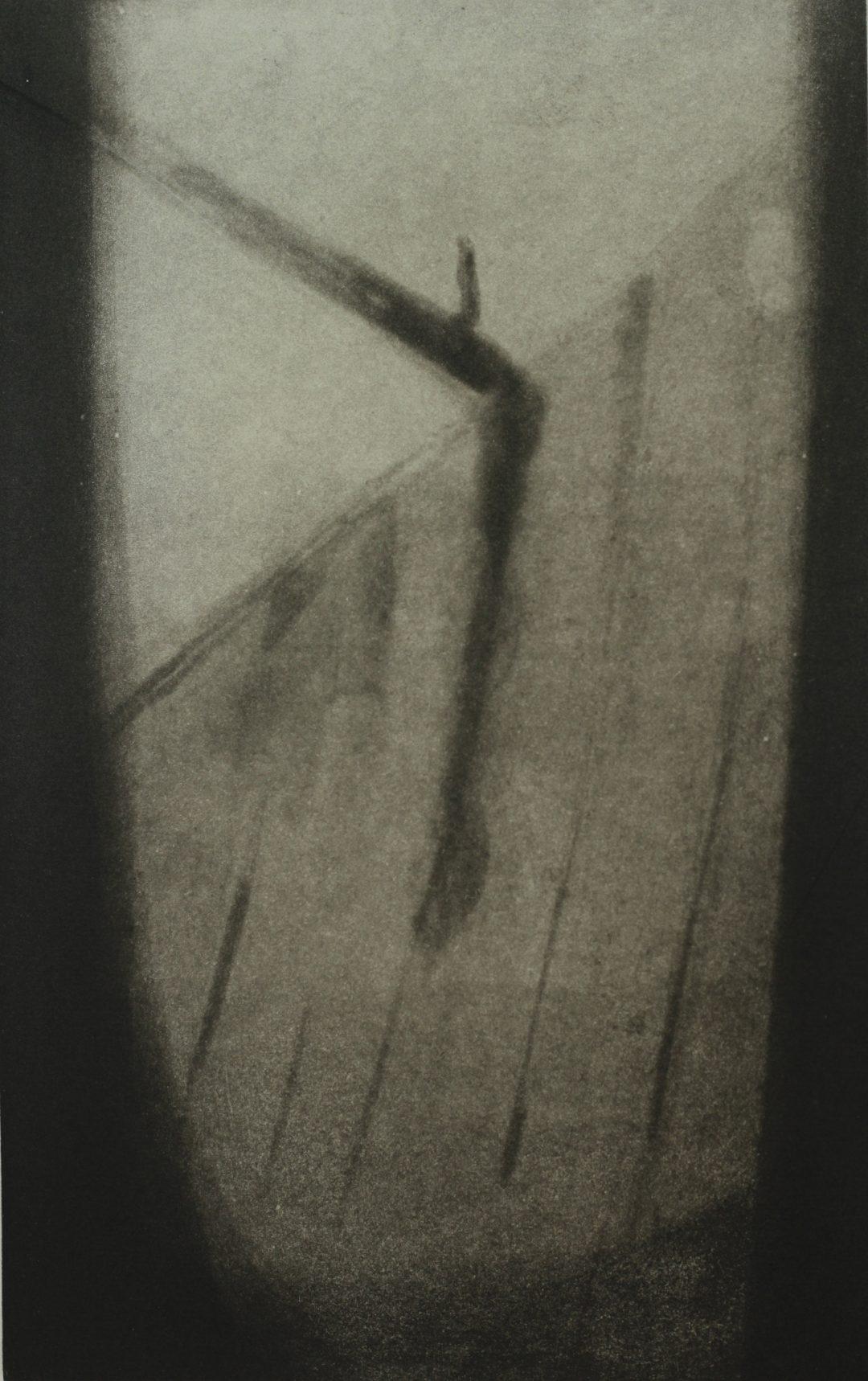 Gloaming Nick Richards Etching, 18.5 x 29cm, 2016