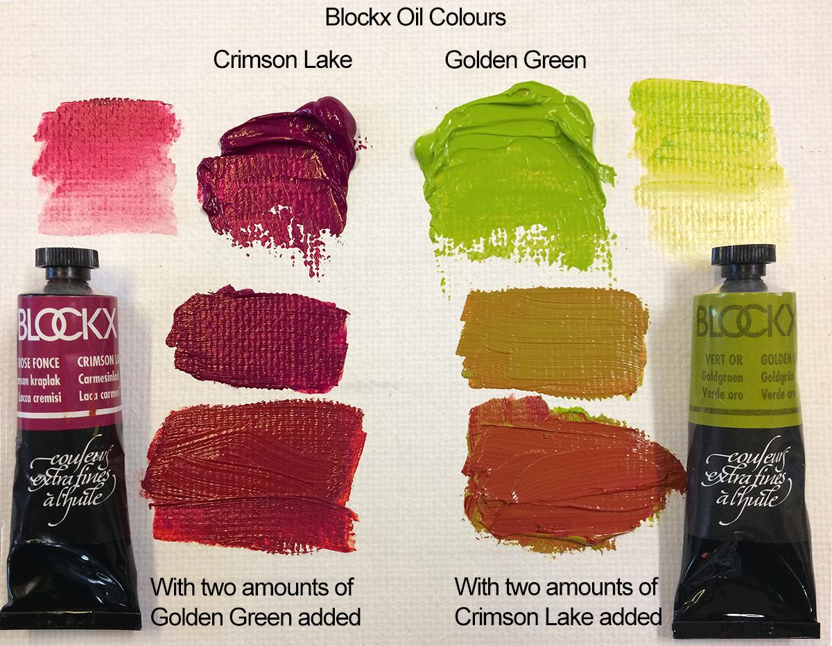 Blockx Artists Oil Colours Jackson S Art Blog
