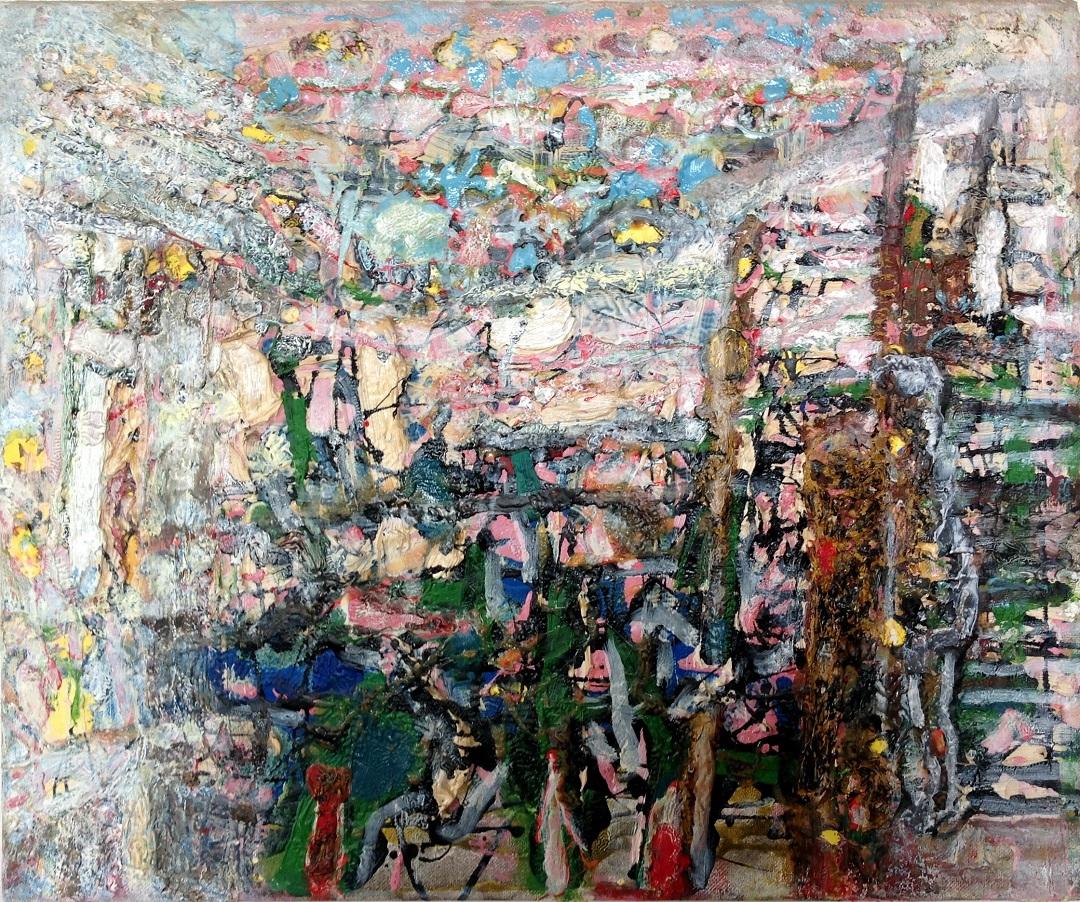 'Krabi Island, Malaysia' Anna Hansford Oil on canvas, 38 x 46 cm