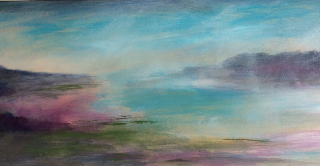 Coastal Mist - Carol Brown