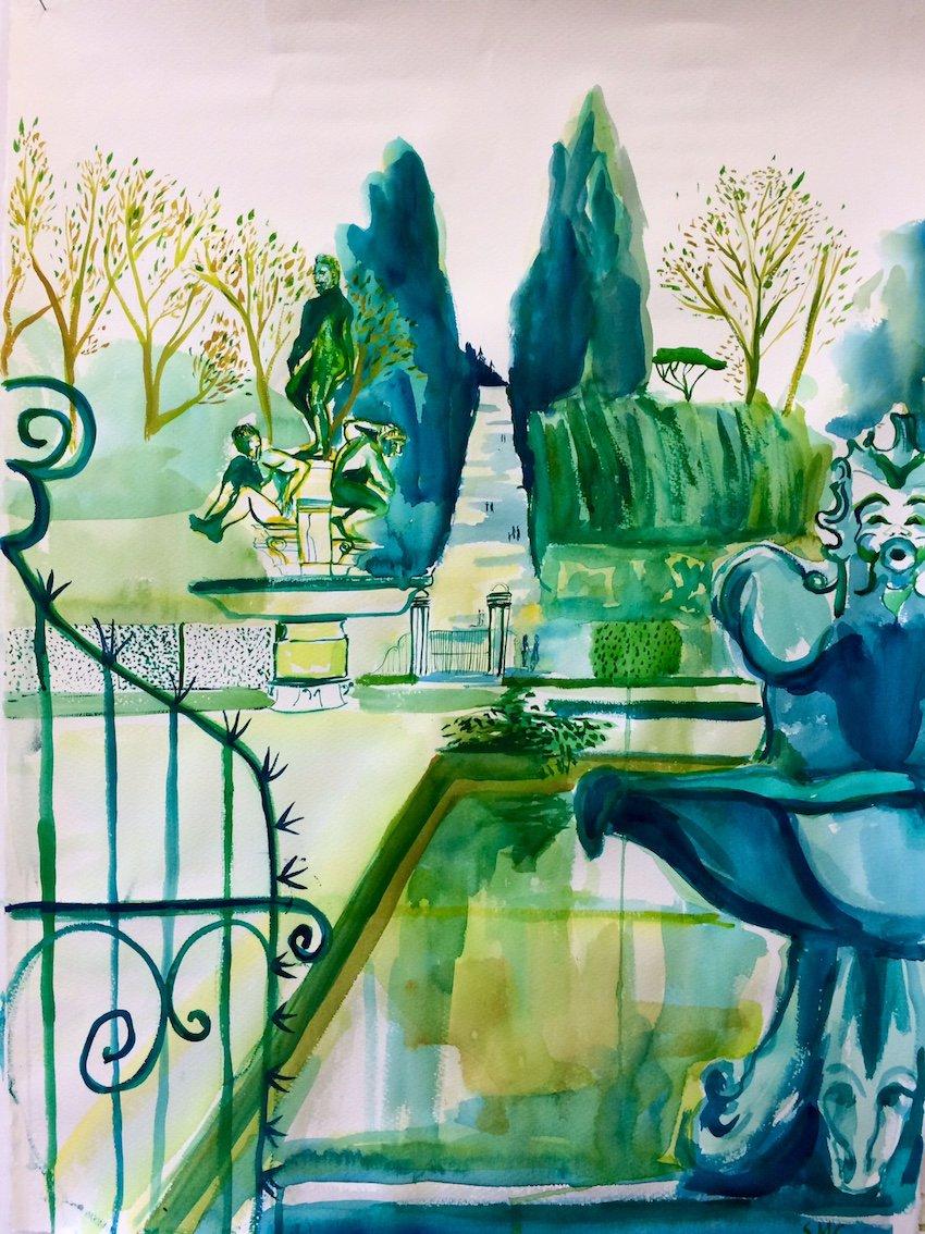 Sunday Times Watercolour Jackson\'s Prize Winner - Jackson\'s Art Blog