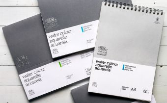 WINSOR & NEWTON PROFESSIONAL AND CLASSIC WATERCOLOUR PAPERS