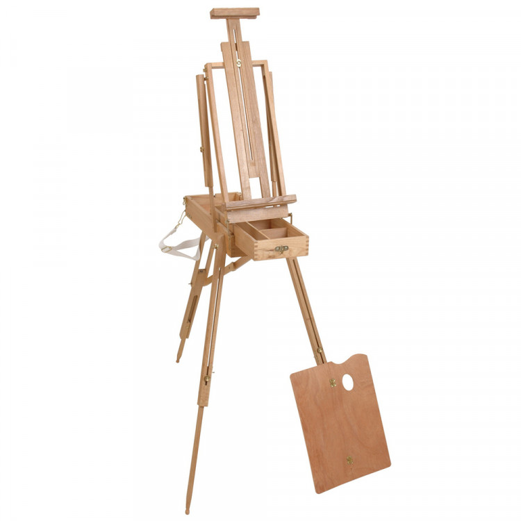 Jackson's Half Sized French Style Box Easel (code: EJ014)