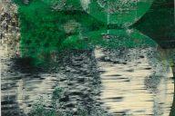 Elfyn Lewis, Trisant, 9x9in acrylic on paper/mdf