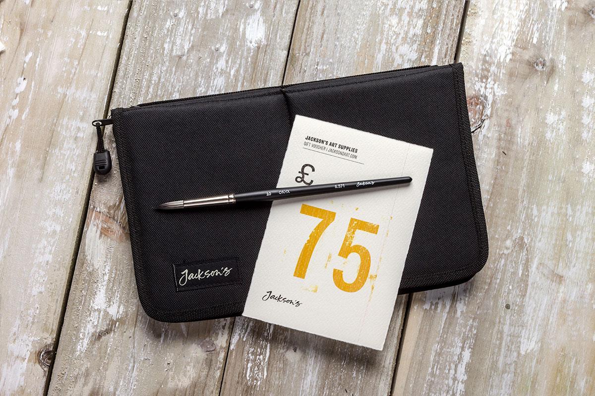 Jackson's gift voucher