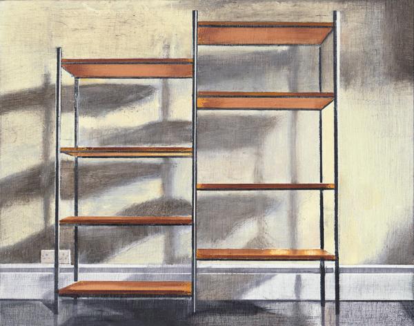 Steve Burden, Small Shelves 2