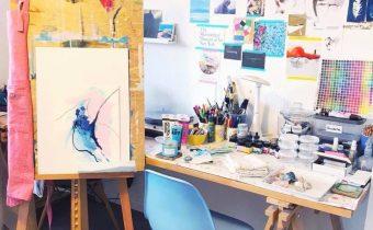 Daler Rowney Cotswold Studio Easel